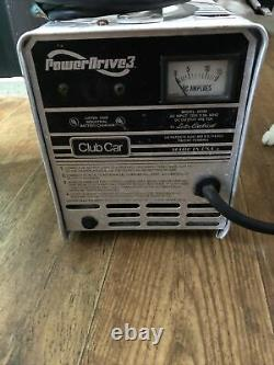 Club Car Factory PowerDrive3 (PD3) 48V Golf Cart Battery Charger