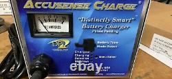 Club Car Golf Cart Battery Charger 36 Volt 18 Amp Crowsfoot Connector DPI