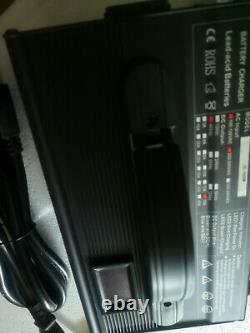 Club Car Golf Cart Battery Charger 48 Volt SB50 plug connector 48v 15A charger