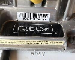 Club Car Golf Cart OEM 48 volt battery charger EPIC