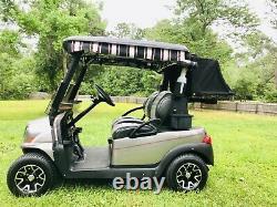 Club Car Onward Fully Loaded Golf Cart 48v New Batteries