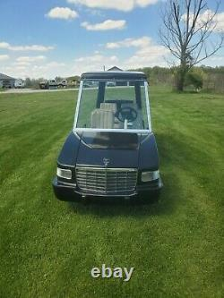 Club Car, Six seat, limo, new batteries, shuttle, stereo, golf cart