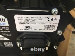 Club Car precedent ERIC 2014 and up Golf Cart Battery Charger 48 Volt 48V 22 Amp