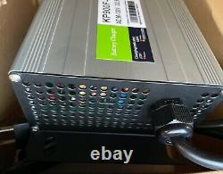 DC 58.8V 15A KP900F-48V For EZ-GO TXT Golf Cart Battery Charger AC90-130V