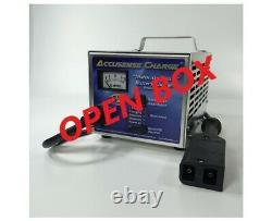 DPI 36 Volt Golf Cart Battery Charger EzGO TxT 2 Pin Connector-OPEN BOX