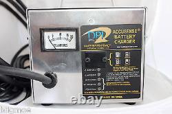 DPI 48V 17A Golf Cart Battery Charger with Yamaha Nabson Connector
