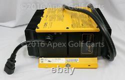 Delta-Q QuiQ OnBoard 48V Battery Charger 912-4800 Golf Cart, Floor Scrubber Lift