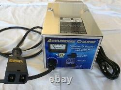 EZGO 36 Volt 18 Amp Golf Cart Battery Charger EZ-GO 36v/18A D36 TXT POWERWISE D