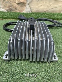 EZGO 48v Golf Cart Battery Charger for RXV / TXT / S4 Delta Q SC-48 919-4810 EUC