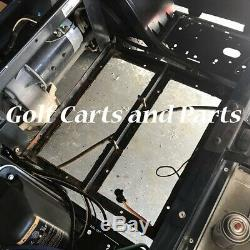 EZGO Golf Cart Aluminum Battery Tray 1994 and UP TXT MEDALIST ST 20220