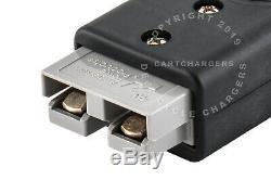 EZGO Marathon 36 Volt EZ-GO Golf Cart Battery Charger Desulfator Reconditioner