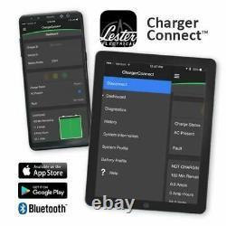 EZGO TXT Golf Cart Battery Charger 36 Volt Lester Summit II 36V