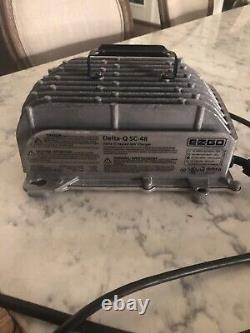 EZ-GO 48V Golf Cart Battery Charger TXT RXV Delta Q SC-48