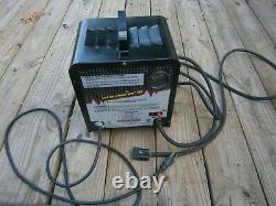 EZ Go Textron 36 Volt Golf Cart Battery Charger TOTAL CHARGE III