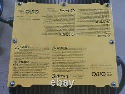 E-Z-GO 48v 18A Delta Q QuiQ 1KW Golf Cart Battery Charger 48v 913-4810-E3B