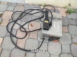EzGo pro-fit battery charger 36v 36 volt 18 AMP DPI golf cart powerwise