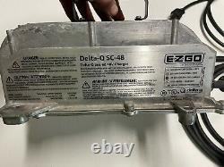 Ezgo 48v Golf Cart Battery Charger Delta Q SC-48
