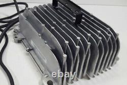 Ezgo 48v Golf Cart Battery Charger, Delta Q SC-48 - MPN 635671 Open Box