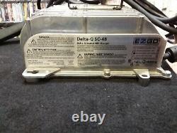Ezgo 48v Golf Cart Battery Charger Rxv Txt OEM Delta Q SC-48 635671