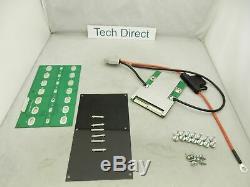 For Nissan leaf battery assembly kit 48v 7 series BMS LED Golf Cart RV V2