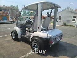 Ford Think Golf Cart 2 Seater New Batteries Fresh Tune