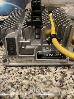 Genuine Delta-Q E. R. I. C Club Car Battery Charger Golf Cart 48 Volt IC0650048CC