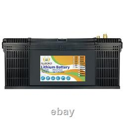 Golf Cart 48V 60Ah BMS LiFePO4 Lithium Battery 3000+ Life Cycles RV Caravan