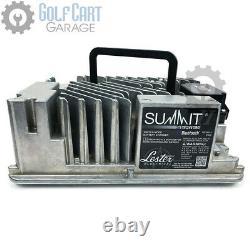 Golf Cart Battery Charger 48 Volt for EZGO TXT Lester Summit II