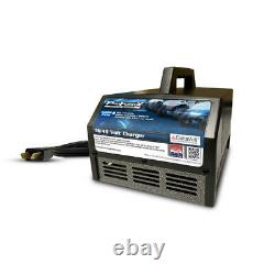 Golf Cart Battery Charger Universal 36v/48v 15 Amp with Crow Foot Plug