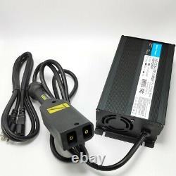 Golf Cart Battery Charger with TXT D Plug for EZ-GO, Yamaha, Club Car, 36v/16A