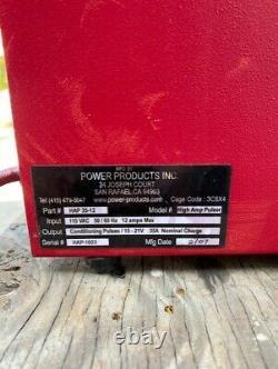 Golf cart battery desulfator
