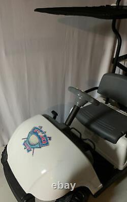 Kid Motorz Junior Pro Golf Cart 6-Volt Battery-Powered Ride-On