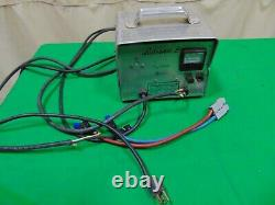 Lester Electrical 24 Volt 10 Amp Golf Cart Battery Charger 13115 24LC10-2ET