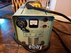 Lester Golf Cart Battery Charger Model 8714 36 Volts 30 amps 60 Hz, Lester-Matic