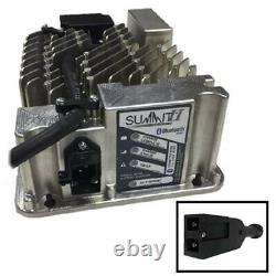 Lester Summit Series II 48-Volt Battery Charger for EZGO Golf Cart