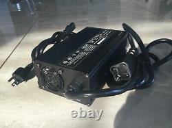 NEW 48 Volt 48V 15 AMP 15A Yamaha G29 DRE DRIVE 3 pin Golf Cart battery charger