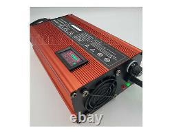 New 12 amp 36 volt EZ-GO EZGO MARATHON SB50 Golf Cart Battery Charger Yamaha