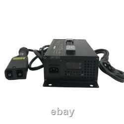 New 36V 18 Amp for EZGO POWERWISE 36 Volt EZ-GO TXT Golf Cart Battery Charger