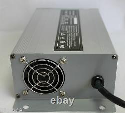 New 36v Electric EzGo Golf Cart Battery Charger 18A 36 Volt 18 Amp Powerwise Yam