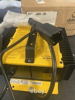 New 48 Volt Golf Cart Battery Charger Delta Q QuiQ 48v Yamaha Drive/ Drive2