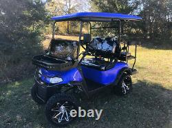 New 48v 6 Seat Golf Cart Lithium Ion Battery