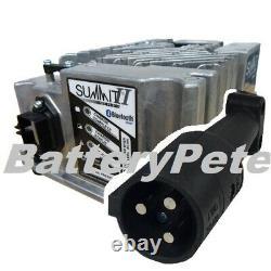 New Lester Electrical 48 Volt Golf Cart Battery Charger 13 Amp Star Car
