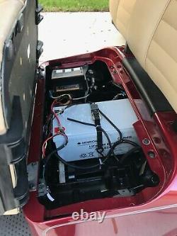 New Lithium Golf Cart Battery