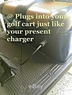 New Lithium Golf Cart Battery