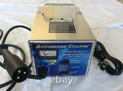 New STAR Golf Cart Battery Charger 48V 48 volt 17A 3 pin FAST SAME DAY SHIPPING