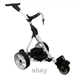 NovaCaddy Electric Golf Remote Control Trolley Cart S2R Light Lithium Battery