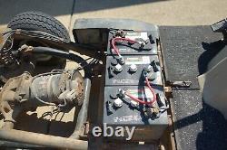 Original 1971 Harley Davidson 3 Wheeled Golf Cart 36 Volt Battery Operated