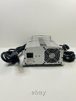 Original OEM Yamaha 48v 17A golf cart battery charger JW2-H2107-01 Genuine