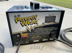 Power Wise EZ Go Textron 36 Volt Golf Cart Battery Charger 28115 G04