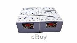 QTY 6 12V Volt GEL Golf Cart Batteries Battery for Ford Think Neighbor Th! Nk